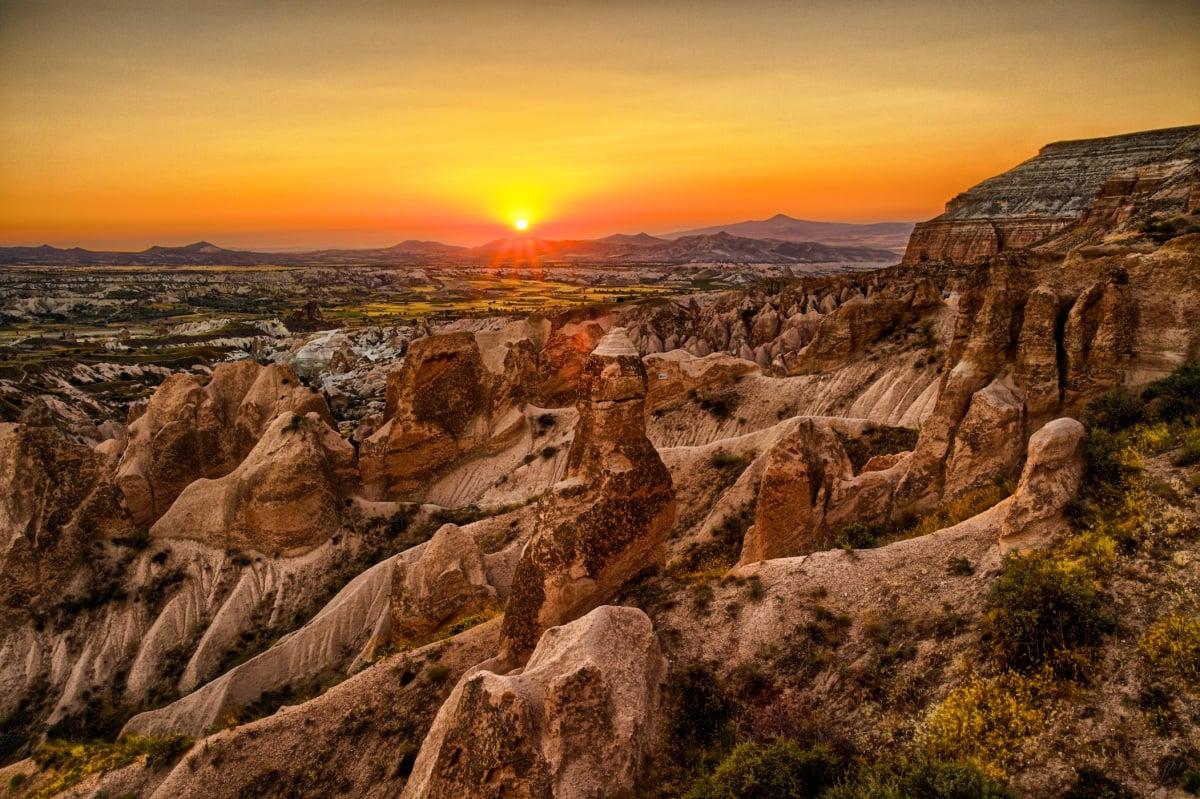 cappadocia turkey s amazing landscape