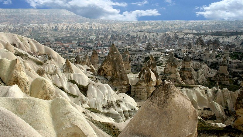 Landscape of Turkey