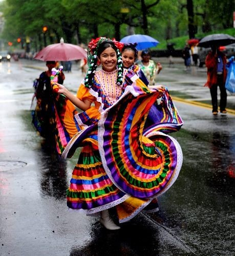 Beautiful Mexican Dresses
