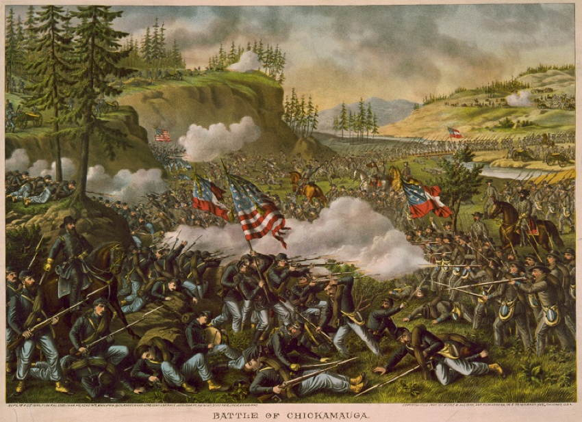 Chickamauga Battle