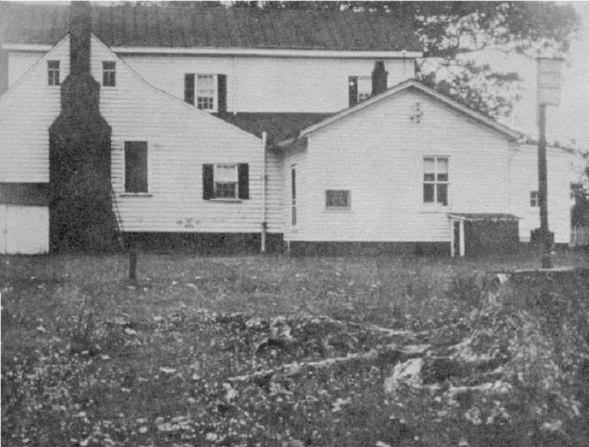 George Henry Thomas Birthplace