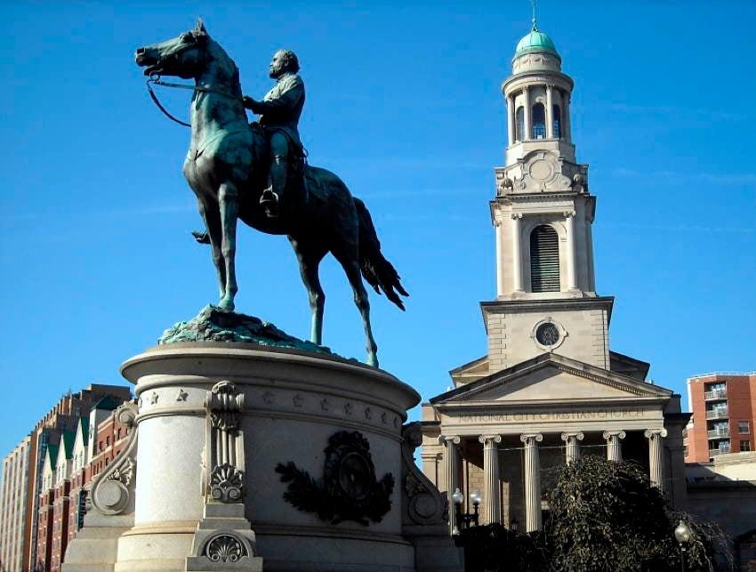George Henry Thomas Statue