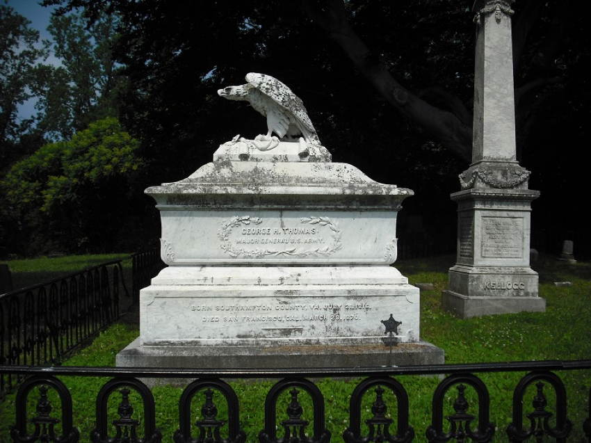 Tomb Of George Henry Thomas