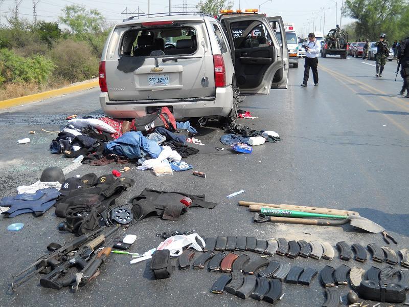 Criminal Gangs Los Zetas