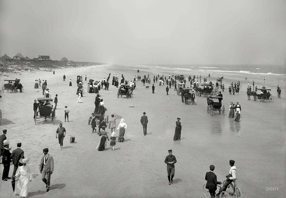 Daytona Beach 1904