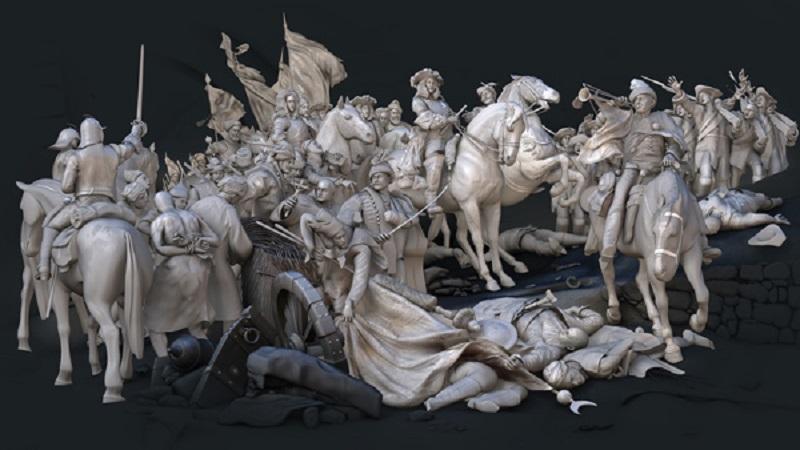 Farkas Zsolt Detailed 3D Models