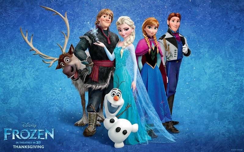 Best Covers of Frozen Let it Go