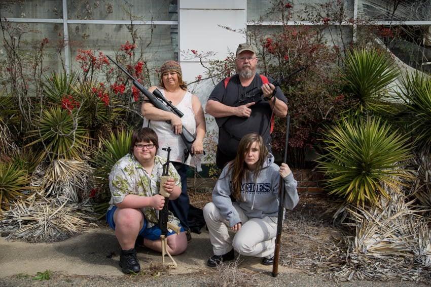 Gun Culture Family