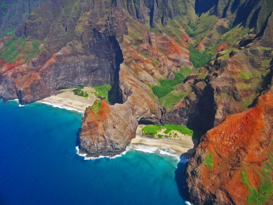 Hidden Beaches Kapaa Hawaii