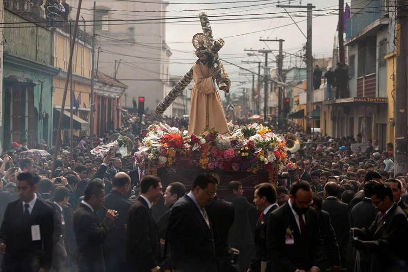 Holy Week Guatemala City