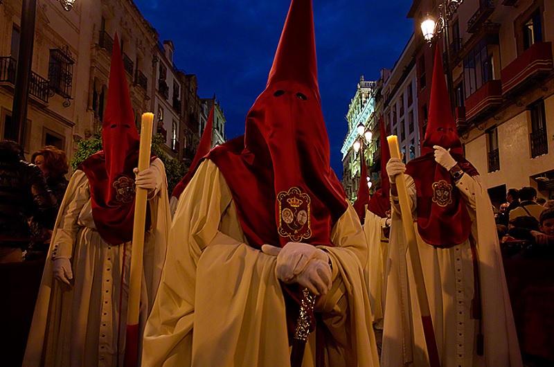 Penitent Procession
