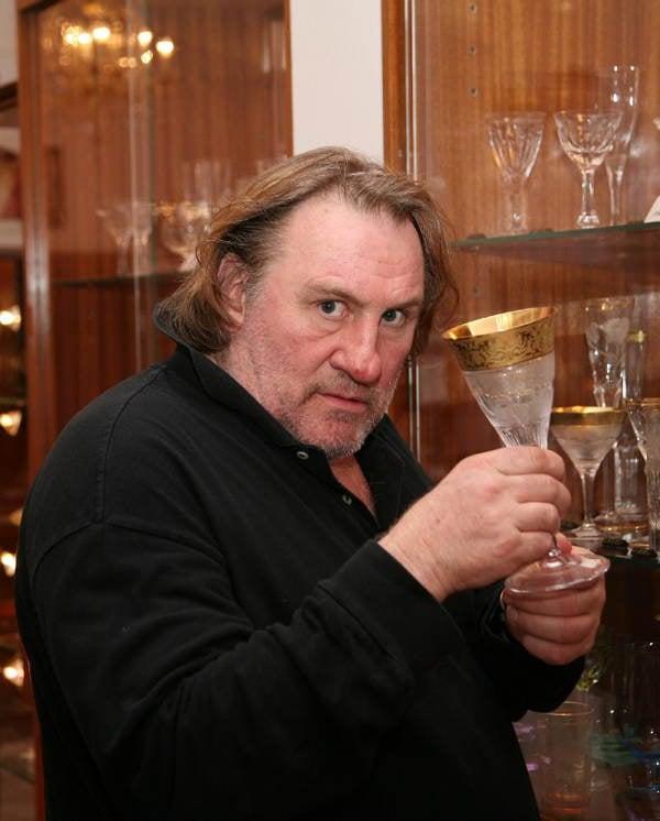Interesting Diseases Gerard Depardieu