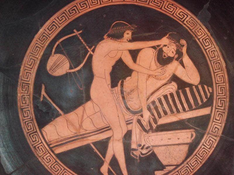 Interesting Diseases Greek Vomit