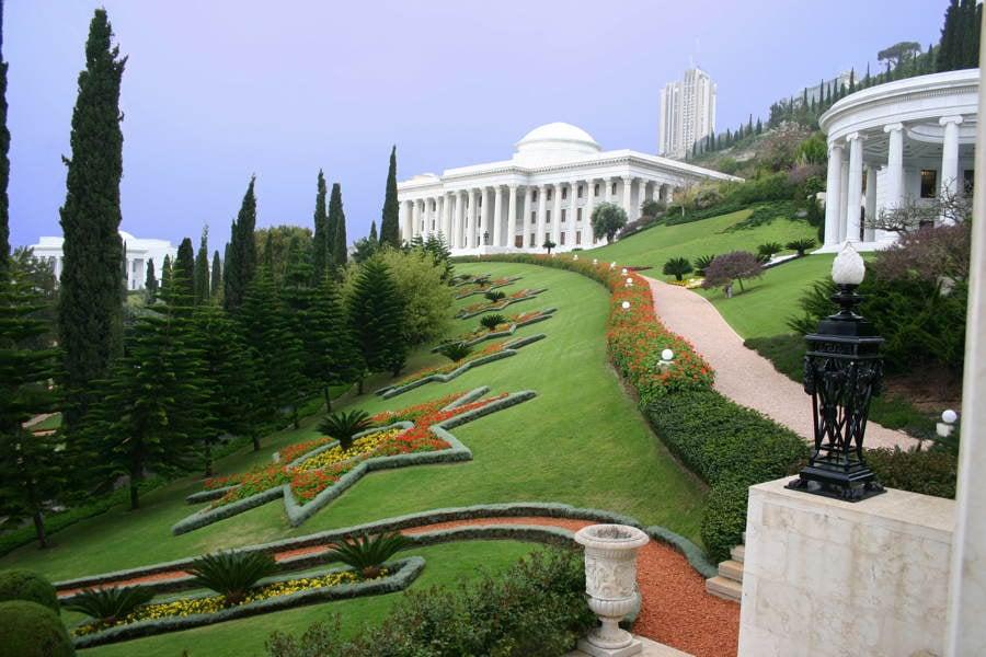 Interesting Religions Bahai Gardens