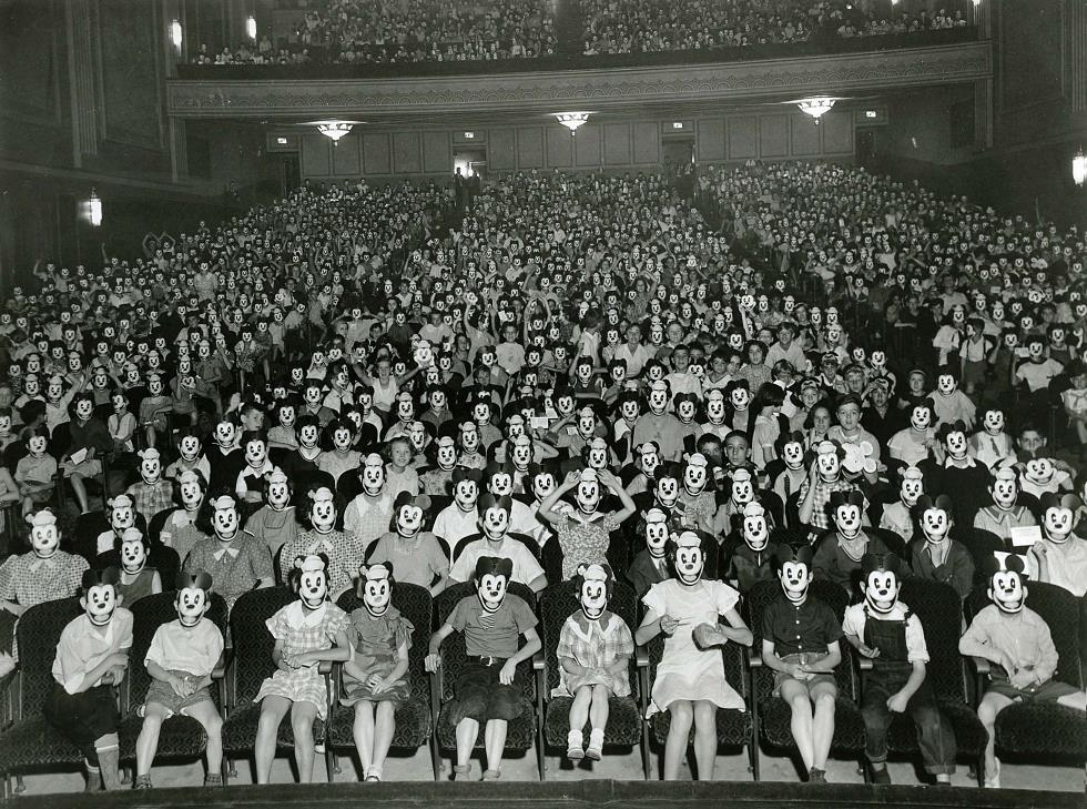 Mickey Mouse Club Meeting