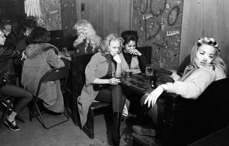 Old Ladies Hells Angels 1965