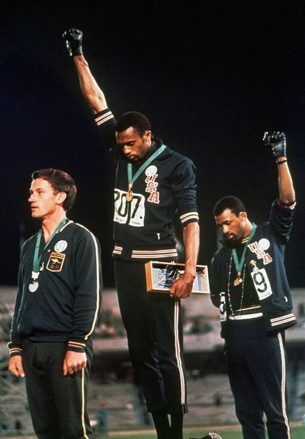 Sports Photos Black Power