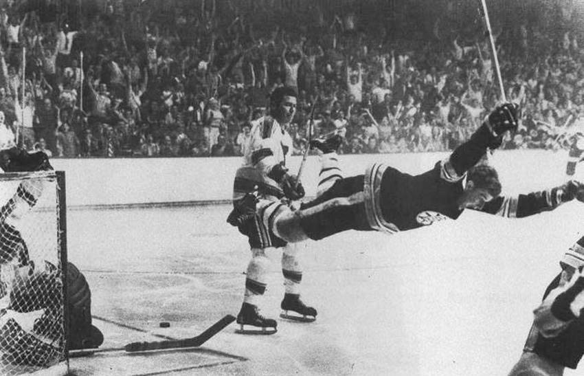 20 Of The Most Famous Sports Photos