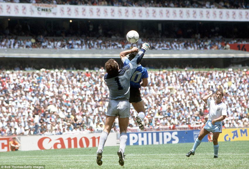 Sports Photos Maradona