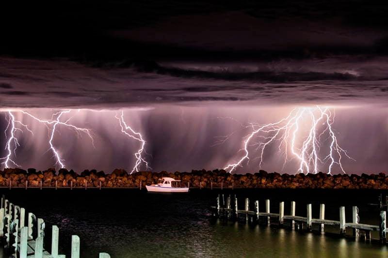 Storm Chaser Photography Eccles Bridge
