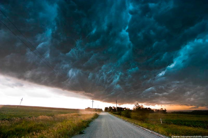 Storm Chaser Photography Hollingsworth Clouds
