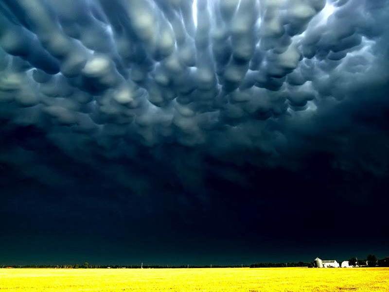 Storm Chaser Photography Hollingshead Landscape