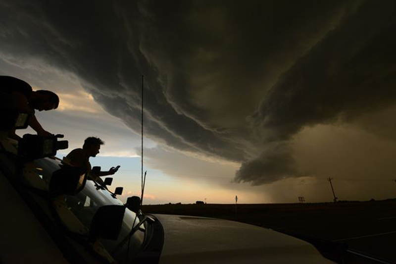 Tim Samaras Photography