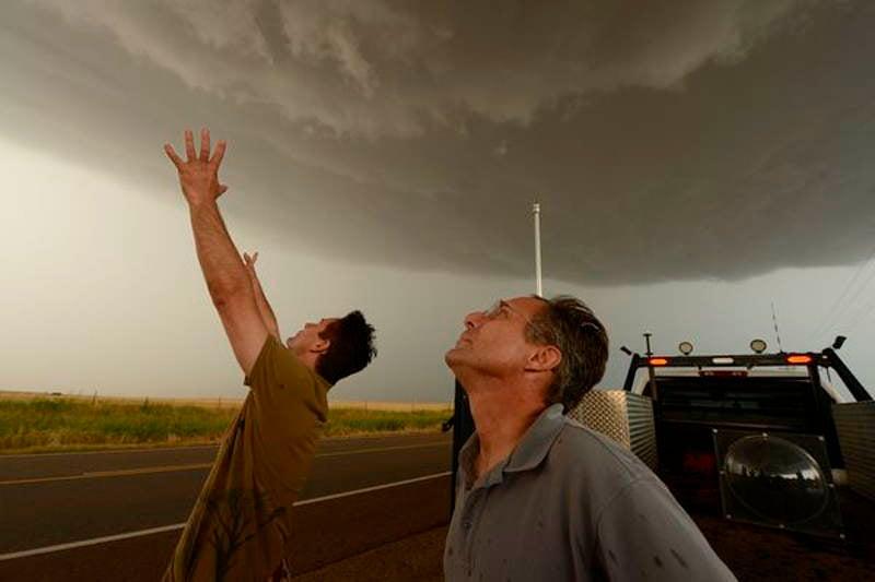 Tim Samaras Storm Chaser
