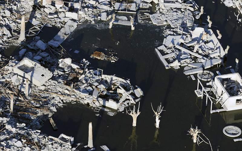 Concrete Ruins