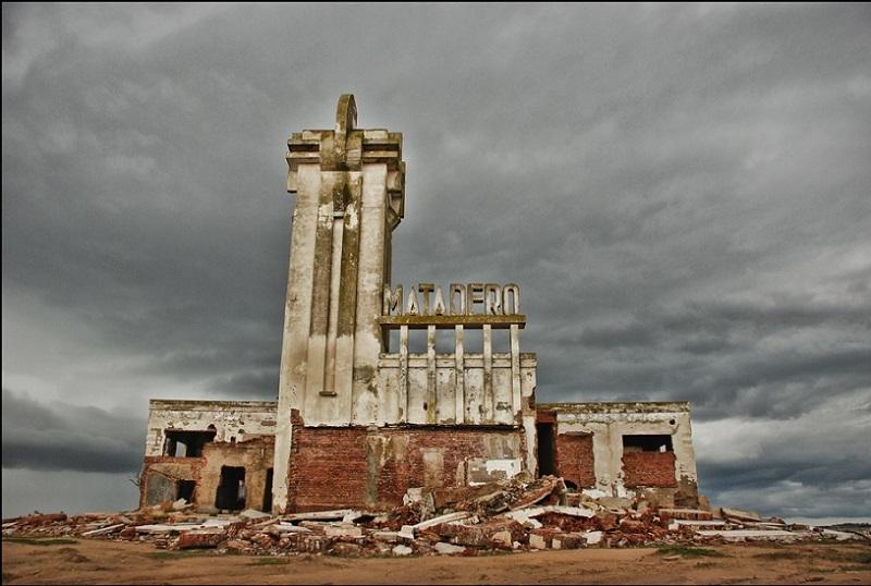 Matadero Ruins