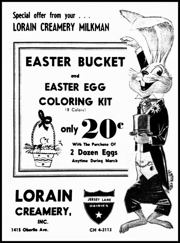 Vintage Advertisement 1964
