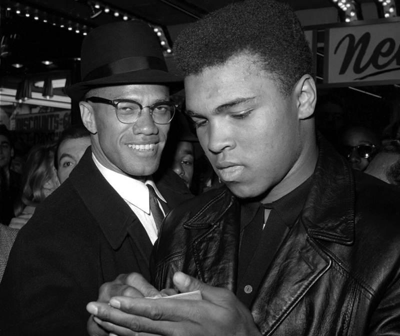 1964 Malcolm X Ali