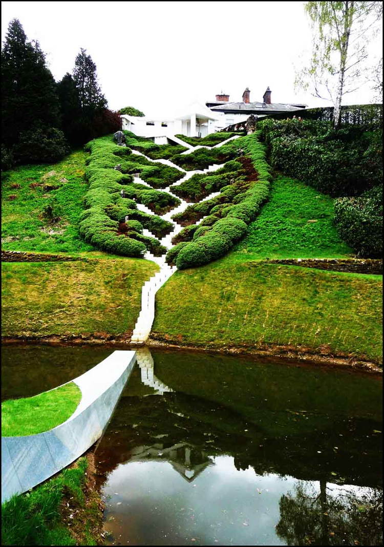 Cascading Stairs