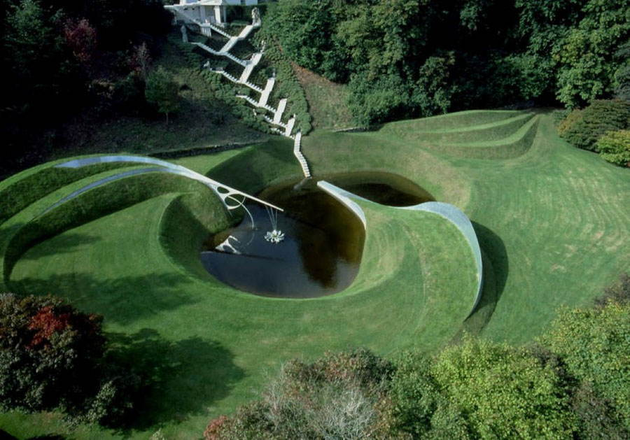 Spiral Pond