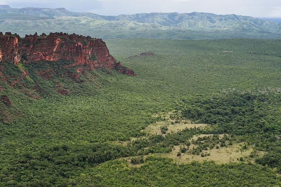Pantanal Peak