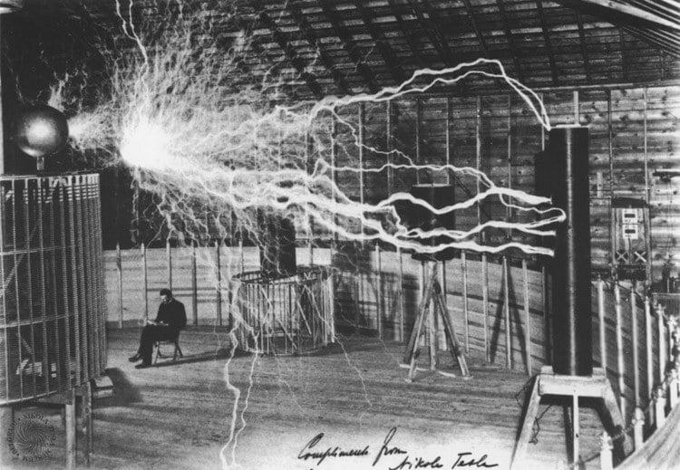Nikola Tesla Coil