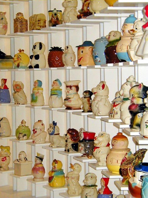 Andy Warhol Cookie Jars