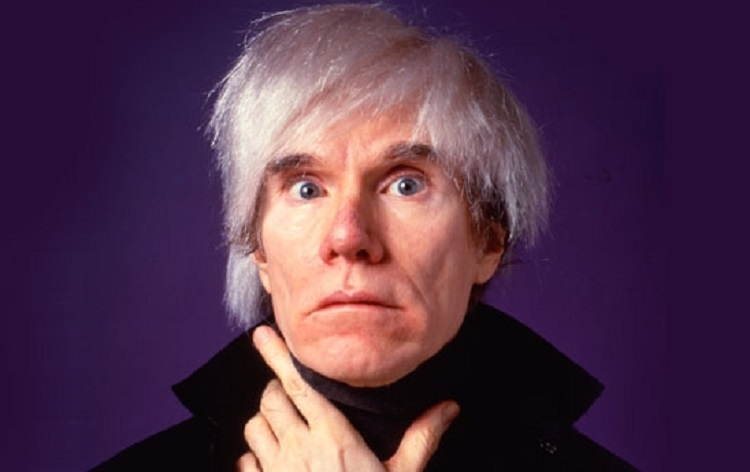 Andy Warhol Strange Stare