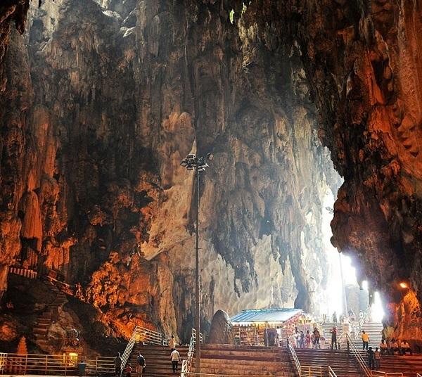 Incredible Batu Caves