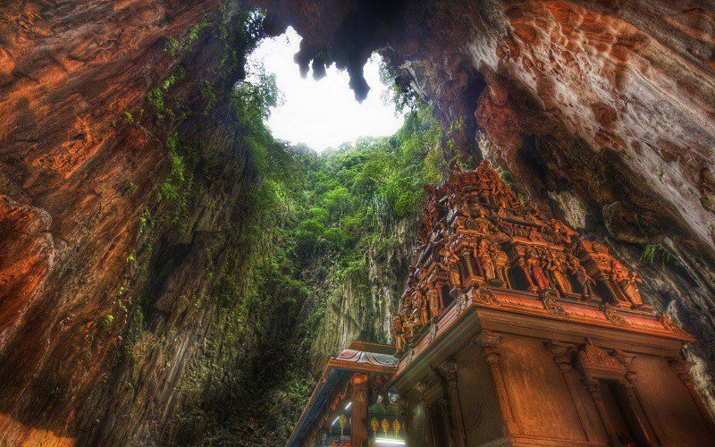 Caves in Malaysia