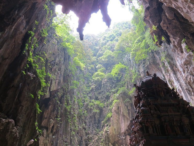 Beautiful Malaysian Caves