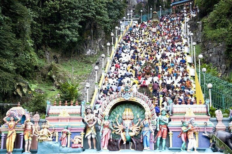 Thaipusam Festival Malaysia
