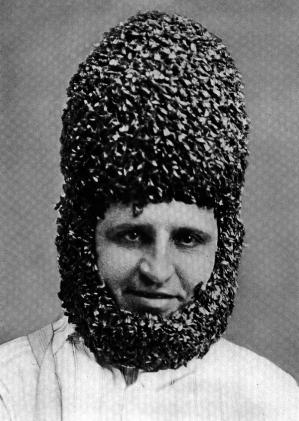 Bee Bearding Turban
