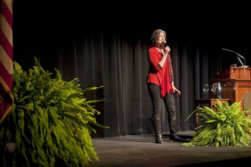 Barbara Kingsolver Best Commencement Speeches