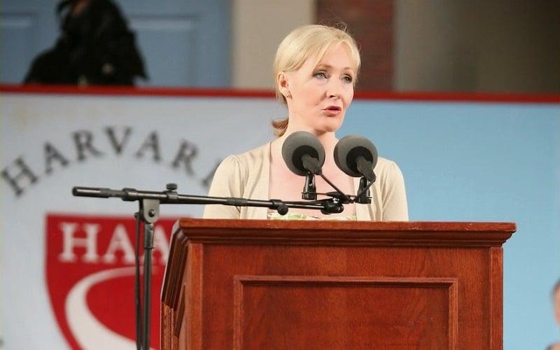 J.K. Rowling Commencement Address