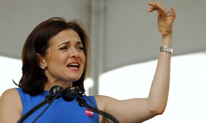 Sandberg Best Commencement Speeches