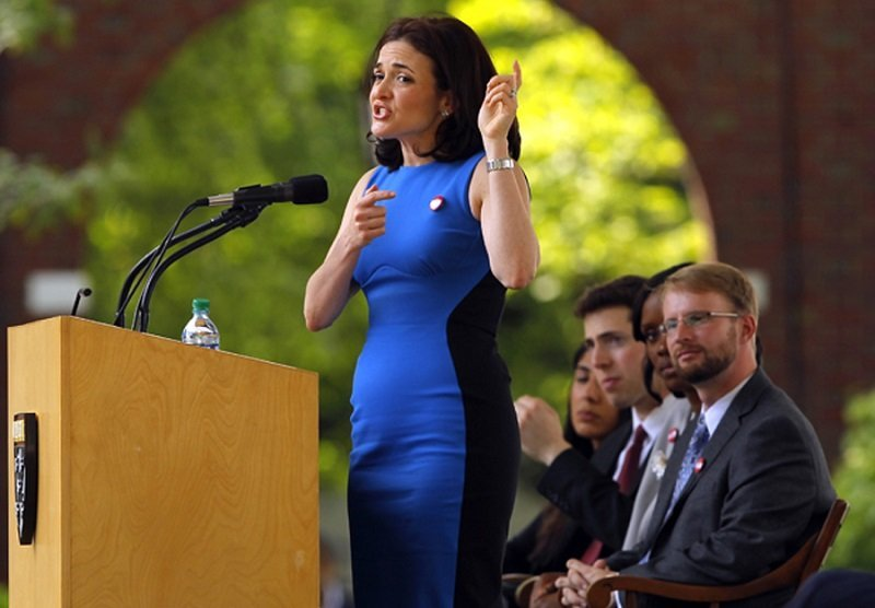 Best Commencement Speeches Sheryl Sandberg