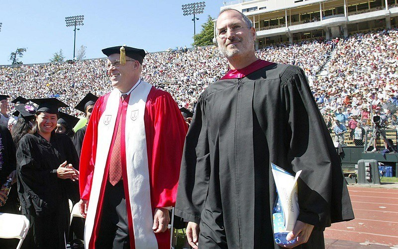 Best Commencement Speeches Steve Jobs