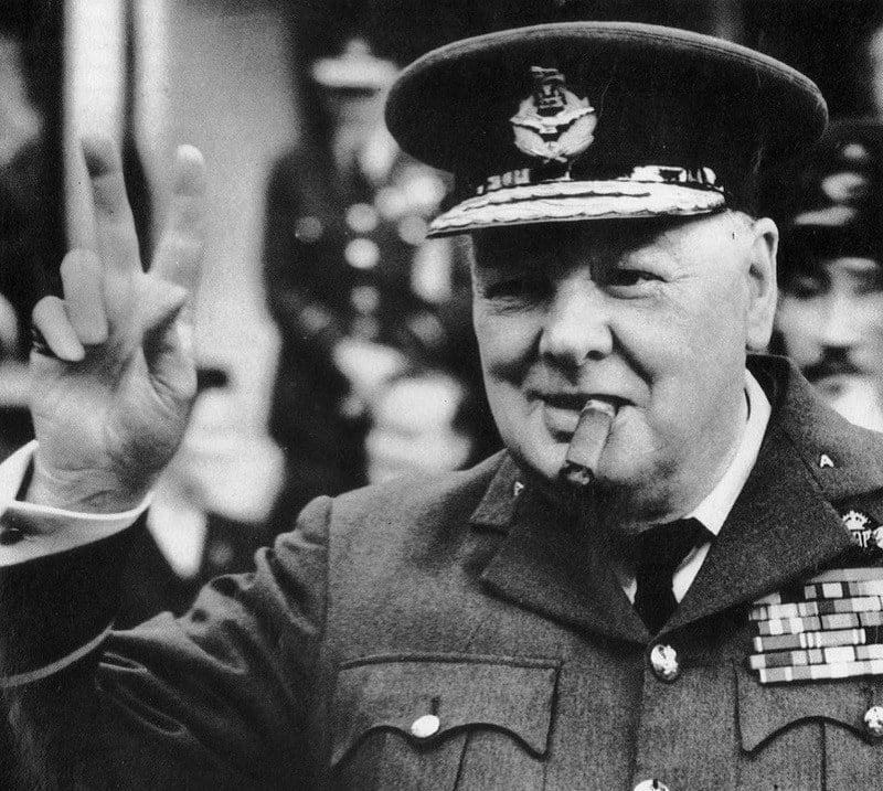Winston Churchill Commencement Address
