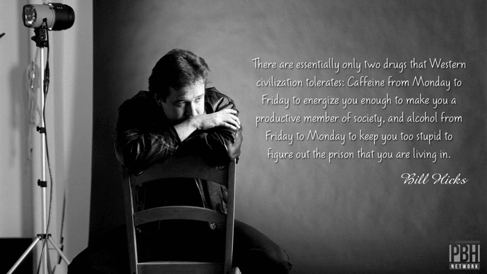Bill Hicks On Drugs